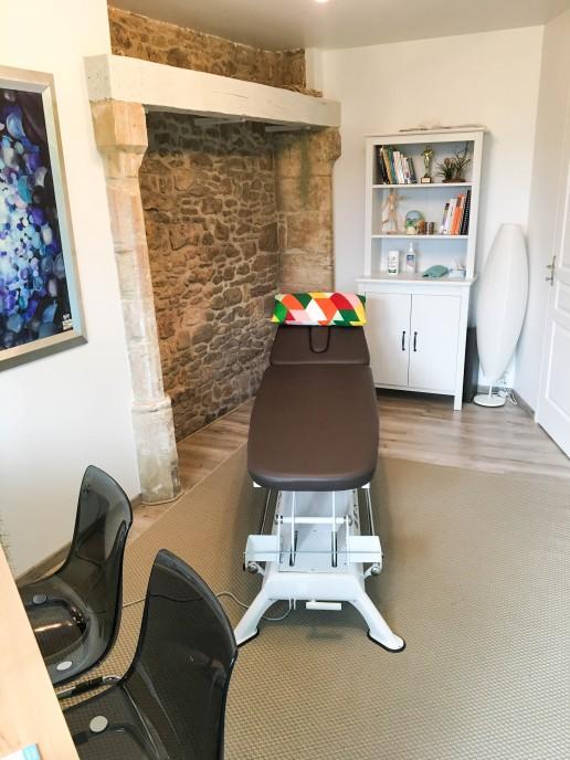 Cabinet d'hostéopathie de vitrac / Table