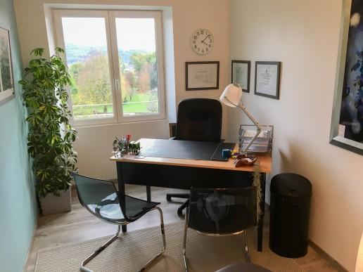 Cabinet d'hostéopathie de vitrac / bureau